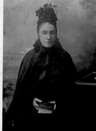 Mary Anne McDonagh Nevin; Great Grandmother of John Holohan and Great Grandaunt of Vincent McDonagh Abbey | Abbey Heritage Group