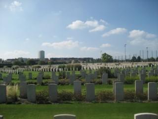 St. Sever Cemetery, Rouen, France | Leslie Lyons