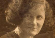 Cissie Davoren (née Lally)