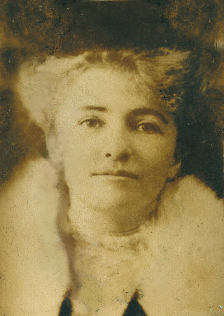 Eva O'Flaherty | Photograph courtesy of Mary J Murphy