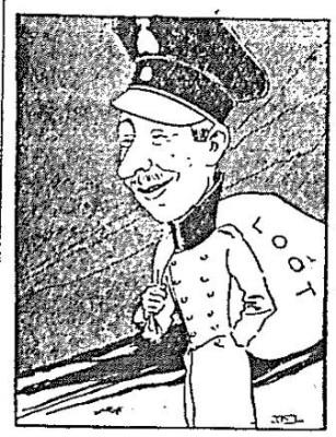 Kaiser Willhelm II | (East Galway Democrat)