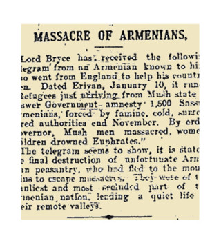essays on the armenian genocide Armenian genocide this essay armenian genocide and other 64,000+ term papers, college essay examples and free essays are available now on reviewessayscom autor: review • march 3, 2011 • essay • 701 words (3 pages) • 549 views.