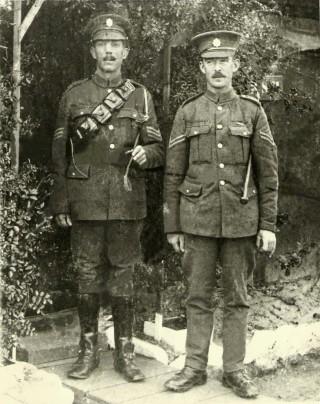 Mo mhuintir sa chogadh a chuirfeadh deireadh le cogaíocht | Ballinasloe World War One Heritage Group