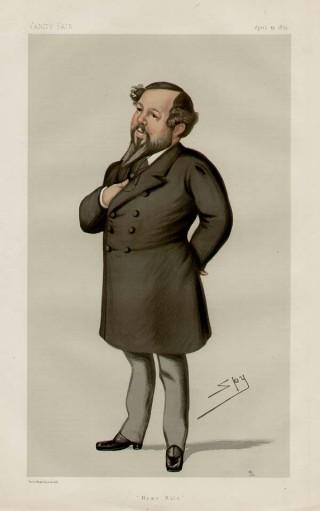 Mitchell Henry, Vanity Fair | Leslie Ward. Public Domain
