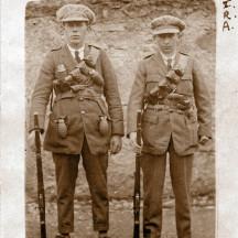 On the right: Tom Fahy I.R.A | Mary Prior