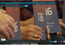 Galway County Council 2016 Programme