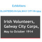 Volunteers in Galway City 1914