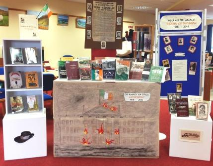 1916 Exhibit - Ballybane Library