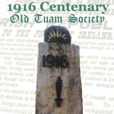 1916 Monument, Tuam | Courtesy of the Old Tuam Society