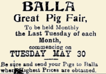 Livestock prices, wages dispute and a public apology.