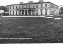 Lord Clancarty at Garbally, Coursing in Ballybane, Colm Ó Gaora in Clonbur