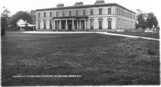 Garbally House, Ballinasloe. | Galway libraries