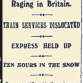 Weather Wednesday 29 March 1916