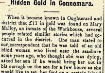 Hidden Gold in Connemara