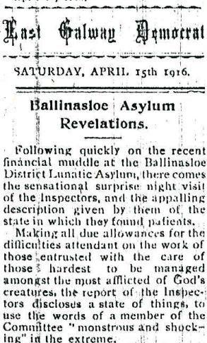 Ballinasloe Asylum