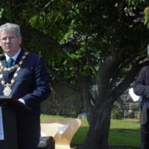 Cllr. Frank Fahy, Mayor of Galway City