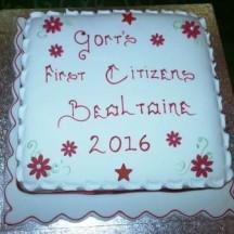 Bealtaine Cake 2016
