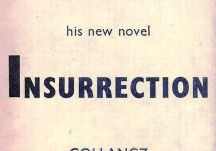 Revisiting an Irish Classic - 'Insurrection' by Liam O'Flaherty