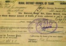 Tuam Rural District Council