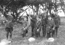 The Ballygar Bayonet Charge of 1918