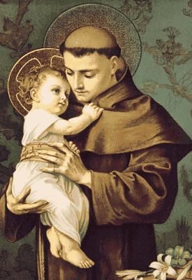 St. Anthony of Padua (1195-1231)
