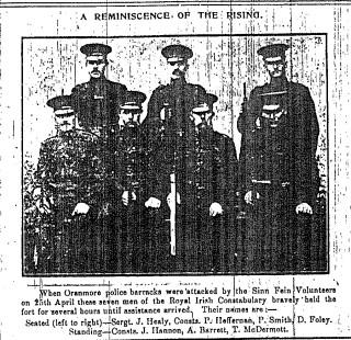 Oranmore police (Rising) [GE, 15.7.16]