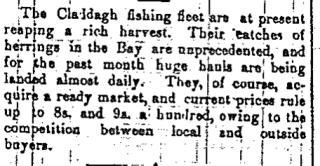 Claddagh Harvest
