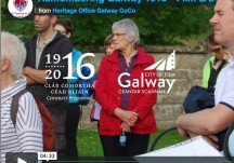 Remembering Galway, 1916