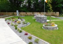 The Éamonn Ceannt Commemorative Garden, Ballymoe