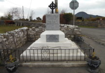 1916 Monument, Killeeneen