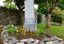 Galway 2016: Remembering – The 1916 Memorial for the Athenry/Oranmore Municipal Area, Ballinamana Road, Clarinbridge