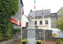 Statue of Joe Howley, Oranmore