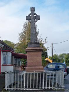 Castlegar Republican Monument | buildingsofireland.ie