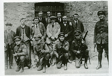 Galway Customs House under guard by Free State soldiers | Galway Advertiser