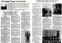 The Night Tuam Was Burned