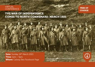 The War of Independence Comes to North Connemara: March 1921