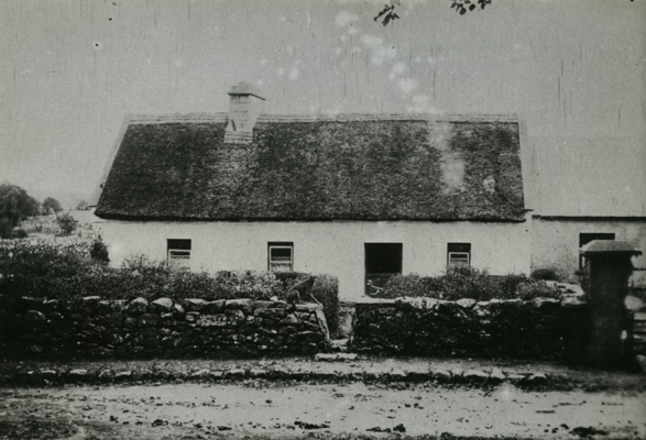 Homestead of the Loughnane family, Shanaglish | James Hardiman Library, NUI Galway, Digital Archives, Loughnane Papers, POL4/2/30